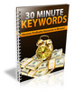 Thumbnail 30 Minute Keywords plr