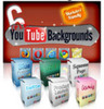 Thumbnail YouTube Backgrounds plr