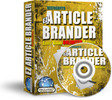 EZ Article Brander plr