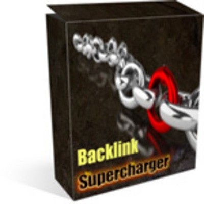 Product picture Backlink Supercharger plr