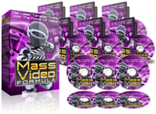 Product picture Mass Video Formula plr