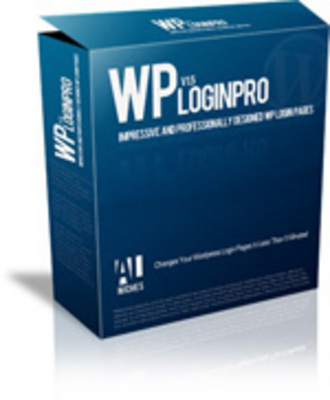 Product picture Wordpress Login Pro plr