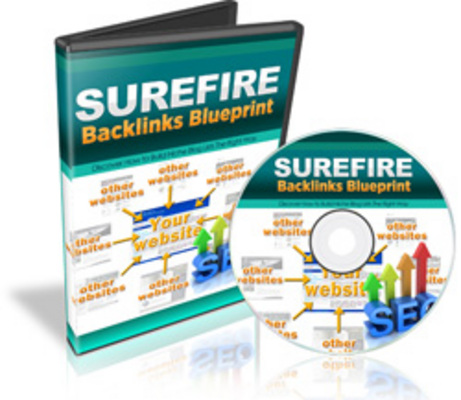 Product picture Surefire Backlinks Blueprint plr