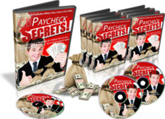 Product picture CB Paycheck Secrets plr
