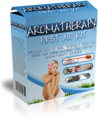 Product picture Aromatherapy First Aid Kit plr