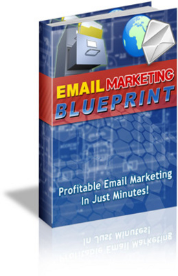 Product picture eMail Marketing Blueprint plr