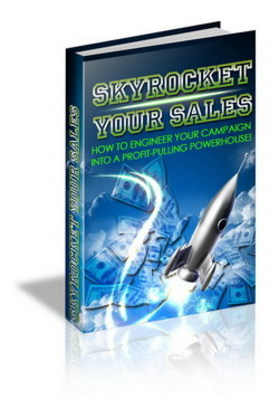 Product picture Skyrocket Your Sales plr