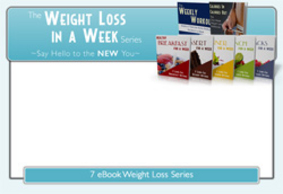 Product picture Weight Loss in a Week plr