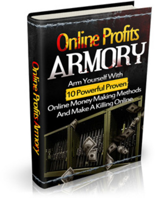 Product picture Online Profits Armory plr