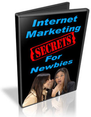 Product picture Internet Marketing Secrets for Newbies plr